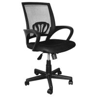 Quality 9KG Swivel Office Chairs With Wheels , High Back Computer Chair With Lumbar Support for sale