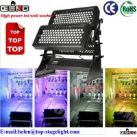 Quality 72x8w 4in1 RGBW LED Wall Washer for sale