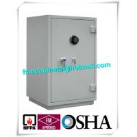 Quality Single Door Fireproof Storage Cabinets Double Layer 2 Hour Fire Safe CD / Files for sale