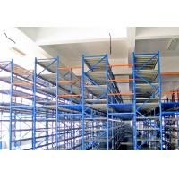Buy Eco Friendly Multi Level Mezzanine Racking System Cold Room For Flagstaff Storage at wholesale prices