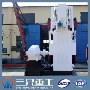 China Concrete Unburned Brick Machine   Automatic Unburned Clay Brick Making Machine on sale