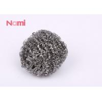 China Household Cleaning Scouring Pads Stainless Steel Scrubber Customized Size on sale