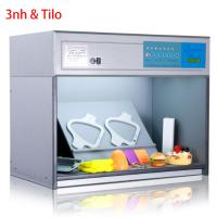 Quality Durable Tilo P60 6 Light Box Color Assessment Cabinet For Paper Package Printing for sale