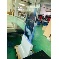 Quality WiFi 450cd/m2 55in Double Sided Digital Signage 3840*2160 for sale