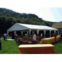 China 25x60m Rainproof outdoor restaurant tents with PVC coated fabric for sale