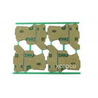 Buy High Frequency Fr4 Double Sided Rigid PCB Fabrication and Design Service 6 Layer at wholesale prices
