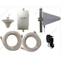 Wholesale UMTS950 2100Mhz 3G mobile phones signal repeater with in door antenna 3G 2100Mhz cell phon