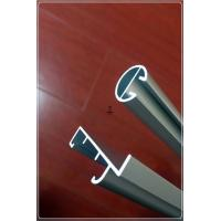 Quality Industry Aluminum Extrusion Profiles , Aluminum Window And Door Frame Profile Curtain Tubing for sale
