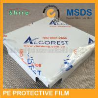 Quality Residential Aluminum Sheet Protective Films For Ceiling Panel Protector for sale