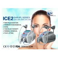 Quality Professional E-Light IPL RF 110V - 220V 2500W Ipl Laser Hair Removal Machine for sale