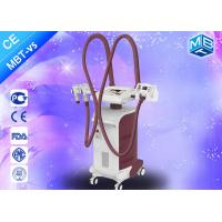 Quality Smooth 6 In 1 Ultrasonic Rf Vacuum Cavitation Slimming Machine 10 Different Languages for sale