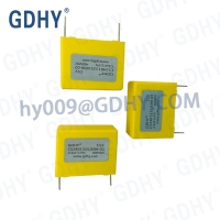 Quality 3.3uf 400VDC DC Link Film Capacitor Filter Applications Wind Power , Solar Inverter for sale