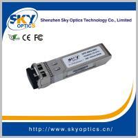 China 10g 120km sfp cisco compatible sfp, 10g sfp+ transceiver 1550nm 120km for sale