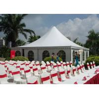 Quality Waterproof 10 X 10m Big Event Tents , Easy Install / Dismantle Clear Span Tent for sale