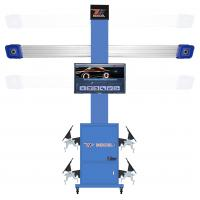 """Buy cheap 24"""" Rim Auto Tracking 3D Wheel Alignment Equipment Knight T288 from wholesalers"""