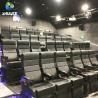 Buy cheap 4D Motion Seats 7D Mini Cinema System Hall Amusement Park Equipment from wholesalers