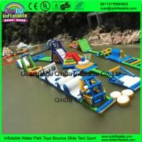 Buy cheap 2017 New Design Giant Commercial Adult Lake Amusement Water Park Inflatable Sea from wholesalers