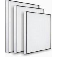 China H13 Mini Pleat HEPA Filter for Laminar Air Flow Hoods on sale