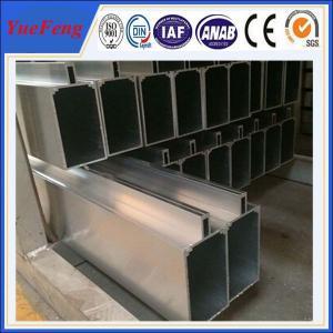 Quality Unit Thermal-break Aluminum Curtain Wall, Aluminum Curtain Wall Profiles for sale