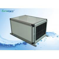 Quality White Horizontal  Hvac Carrier Air Handling Units 25Mm Panel Thickness for sale