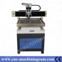 Buy cheap cnc router for wood/metal/acrylic ZK-6060(600*600*120mm) from wholesalers