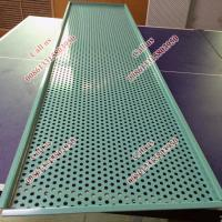 Quality perforated sheet for facade/perforated metal sheet facade for sale