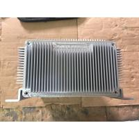 Quality Aluminium Extrusion Power Box Heatsink Sandblast Anodized Outer Box for sale