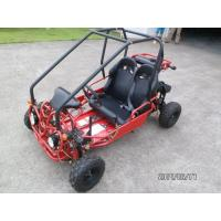 Quality Chain Drive Kids Pedal Go Kart , 50cc / 110cc Children Dune Buggy for sale