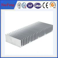 Quality Hot! China extruded profile aluminum heat sink manufacturer for sale
