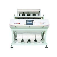 China Intelligent Electronic Rice Color Sorter 4 Channels Long Service Life on sale