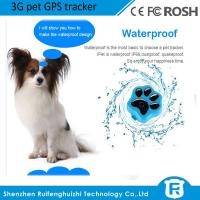China 3G pet gps gsm tracker with sim card tracking Reachfar RF-V40 on sale