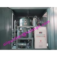 Quality High KVA Transformer Oil Filtration Machine,Vacuum Insulation Oil Purifier,Degasfier,dehydrator Transformer Maintenance for sale