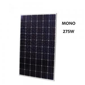 China mono solar panel price list 100 w 150 w 260w 270w 280w 300 watt 400 watt 500 watt solar panel price india on sale