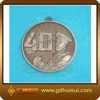 Quality csutom design zinc alloy wholesale medals for sale