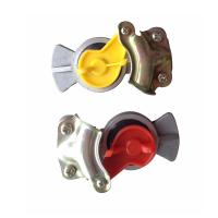 Quality Air Brake Glad Hands Air Hose Coupling Head Palm OEM DOM Service for sale