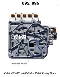 Quality Auto Transmission 095 096 sdenoid valve body good quality used original parts for sale