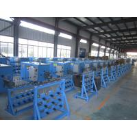 China High Speed Copper Wire Bunching Machine For Enameled Wire 3000RPM on sale