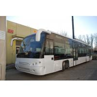 Buy Aluminium Body 24 Seat 110 Passenger International Shuttle Bus Apron Bus at wholesale prices