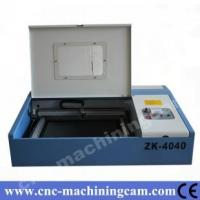 Quality laser engraving acrylic ZK-4040-40W(400*400mm) for sale