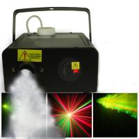 Quality 600 W High Power Laser Stage Fog Machine , Professional DJ Smoke Stage Equipments for sale