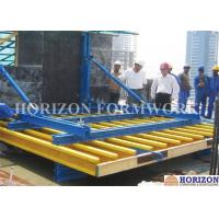 Quality Climbing formwork, specially used in core wall shaft. Shaft platform, working paltform for sale