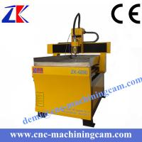 Quality Multi-function woodworking cnc router ZK-6090 (600*900*120mm) for sale