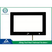 Quality Transparent 10.1 4 Wire Resistive Touch Panel Window with Dustproof for sale