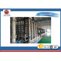 Quality Drinking Water Water Treatment Systems Stainless Steel High Performance Energy Saving for sale
