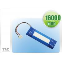 Quality 4s Lipo Battery For Table PC 16000Mah 3,7V Charge And  Discharge 0.5C for sale