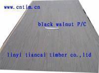 China Exotic Walnut Fancy Plywood on sale