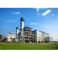 Quality Heavy Fuel Oil Electric Gas Fired Thermal Power Plant Low Emission Eco Friendly for sale