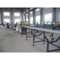Quality Automatic PVC Profile Extrusion Machine With Accessory Material , CE Certificate for sale