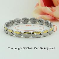 Buy cheap Best Selling Fish Shaped Energy Titanium Therapy Jewelry Anion Bracelet,Bio from wholesalers