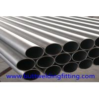 Quality Titanium Gr.2 ASTM B861 Nickel Alloy Pipe 6m OD 89MM WT 5.49MM for sale